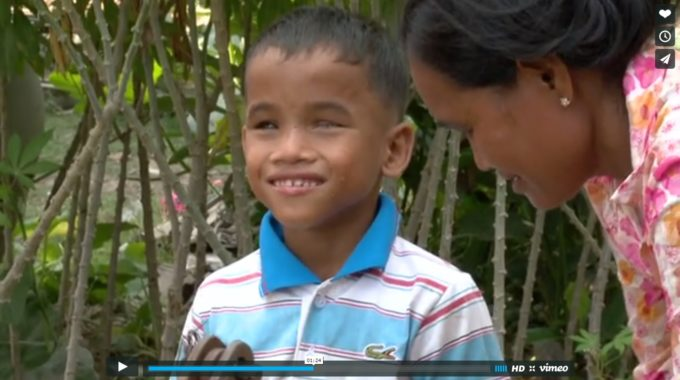 Follow The Beautiful Story Of How One Loving Foster Family Changed An Orphan Boy's Life.