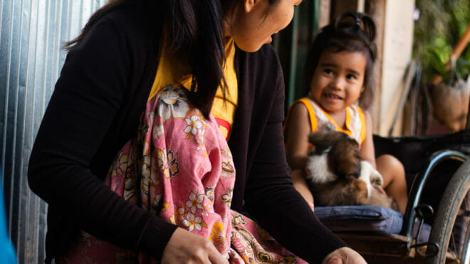 The Long and Winding Road: From orphanage back to family