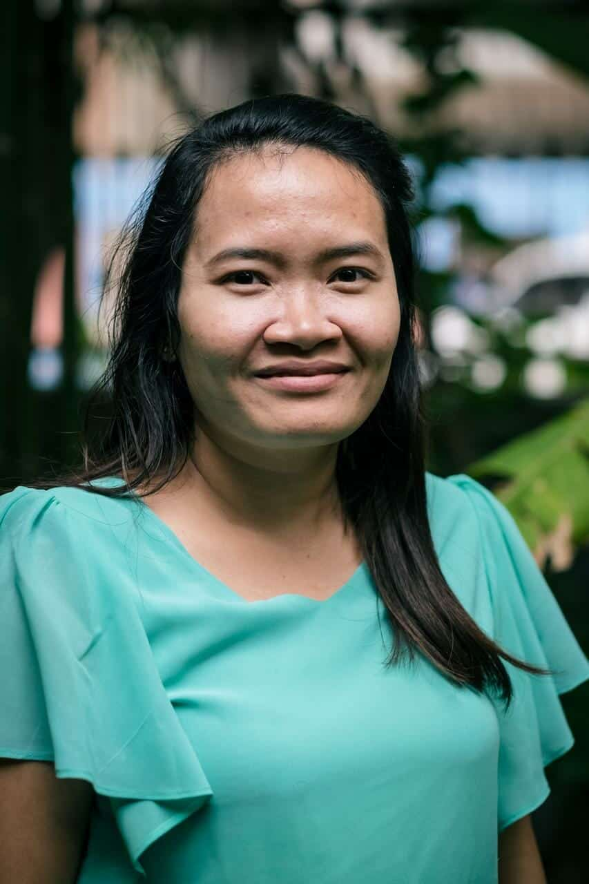Kim Sreykhouch is on the board for Children in Families in Cambodia